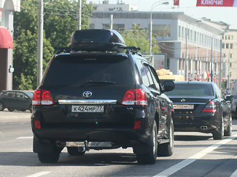 «Синие ведерки» нашли участников ДТПвозле «Домодедово»