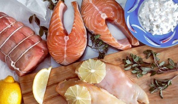 Быстрые диеты без мяса и рыбы