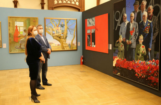 В«Царицыно» открылась выставка «Семья— душа России»