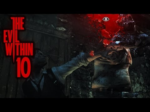 The Evil Within: Complete Edition- PCGames-Download