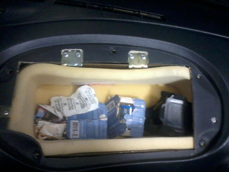 Подушки безопасности нива шевроле