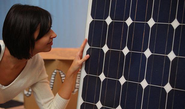 СП«Роснано» и«Реновы» начнут экспорт солнечных панелей