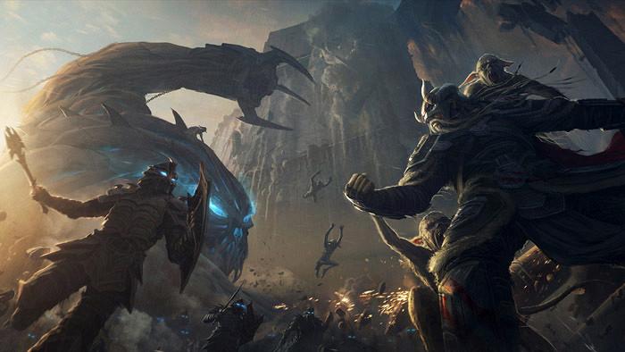 The Elder Scrolls Online: Tamriel Unlimited for PC