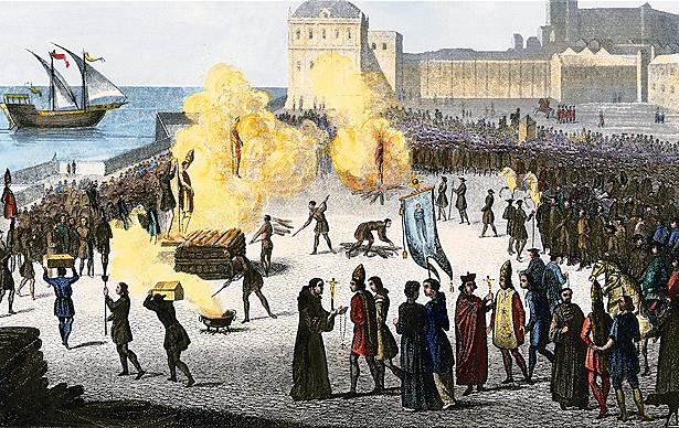 Почему в Испании в 1492 году избавились от всех евреев — Рамблер/новости