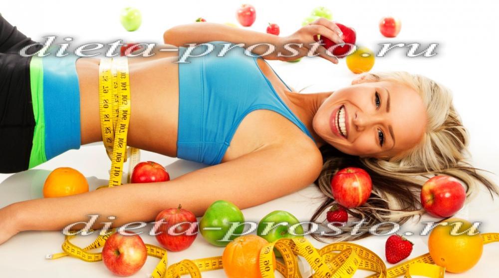 Нет диетам или простой путь к снижению веса читать онлайн