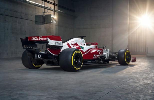 Путь изниоткуда вникуда? Технический обзор шасси Alfa Romeo C41
