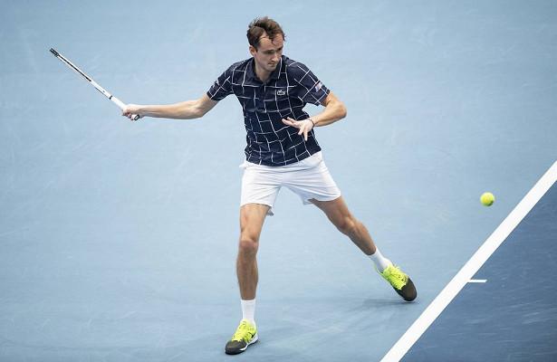 Теннисист Медведев победил вИтоговом турнире ATP