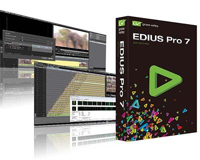 Download Grass Valley EDIUS Pro 830 (x64) + Crack