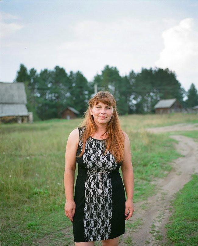 Знакомства с женщинами из сельской местности