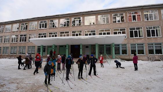 В Петербурге телефонный хулиган заминировал школу