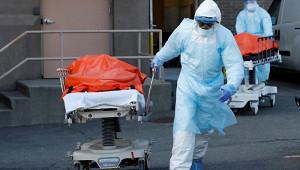 Пандемия вНью-Йорке: тела скопились нанабережной