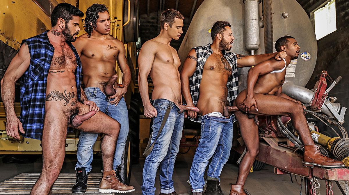 Husbands of bisexual women