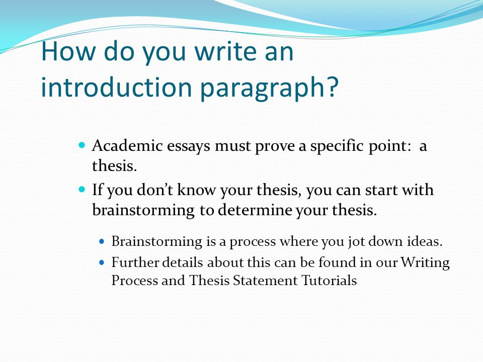 Write My How To Start An Academic Essay  Science Essays Topics also Persuasive Essay Thesis Statement  Thesis Statement For Friendship Essay