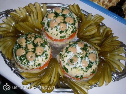 Вторые блюда на праздничный стол рецепты с фото быстро