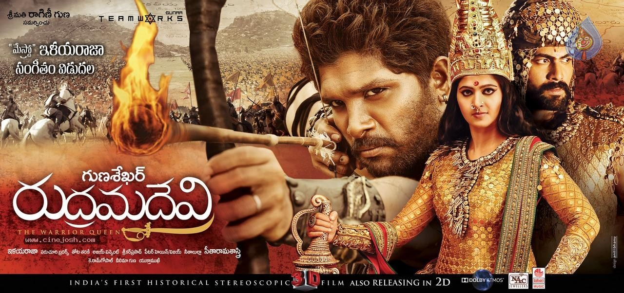 Download Bahubali (2015) - Telugu - Blu-Ray - X264