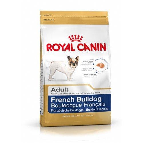 Bulldog junior корм royal canin