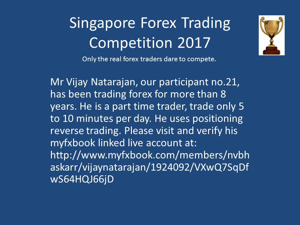forex competition 2017