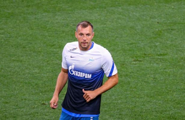 Дзюба отреагировал на замену в матче с «Боруссией»