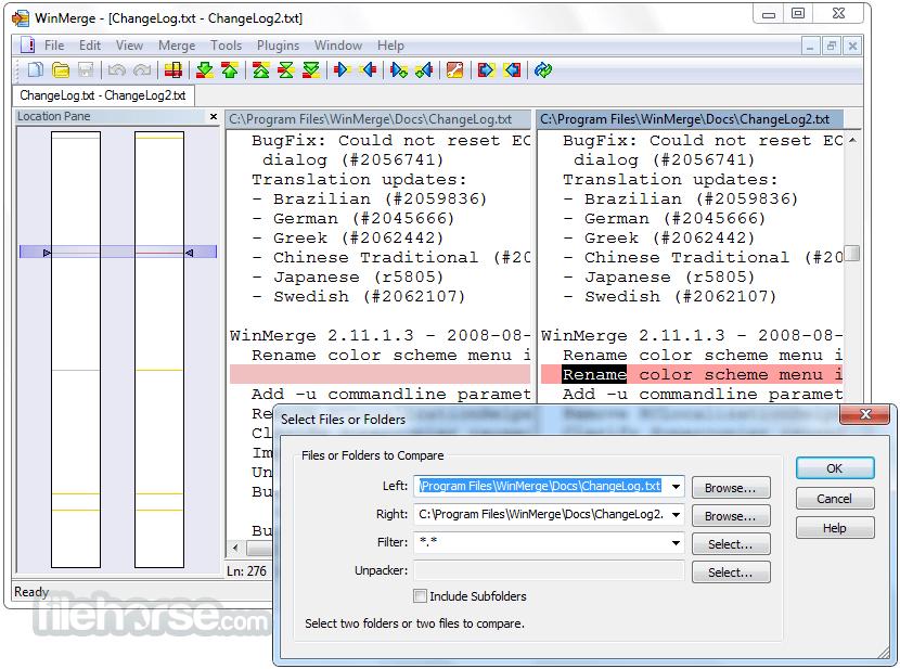 DiffUtils for Windows - GnuWin32