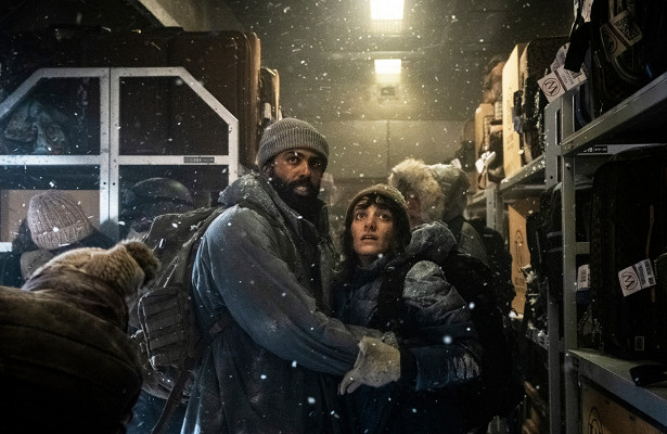 Свежий тизер второго сезона сериала «Сквозь снег» раскрыл дату премьеры