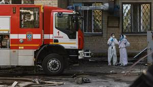 Опубликованы кадры избольницы, гдепрогремел взрыв