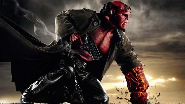 Hellboy (2004) Hindi Dubbed BRRip Full Movie Download Free