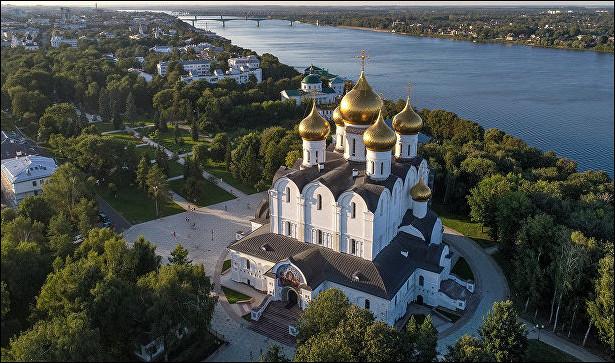 Телепроект «Святыни России» повысит туристический интерес крегионам