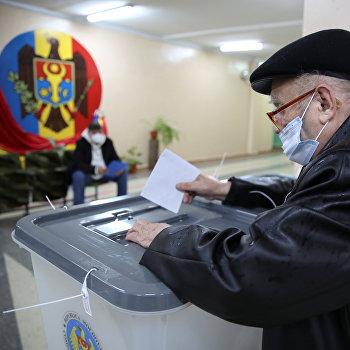 КСМолдавии получил дляутверждения отчет ЦИКоитогах президентских выборов