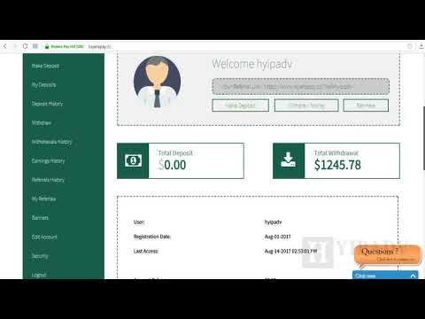Paying hyip monitor описание