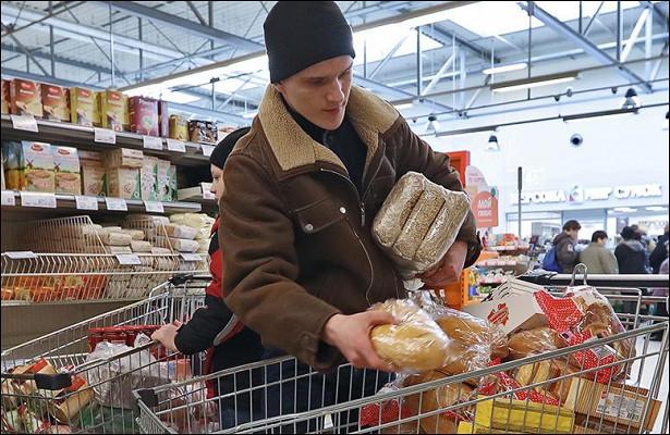 Власти Москвы ненаблюдают ажиотажного спроса напродукты