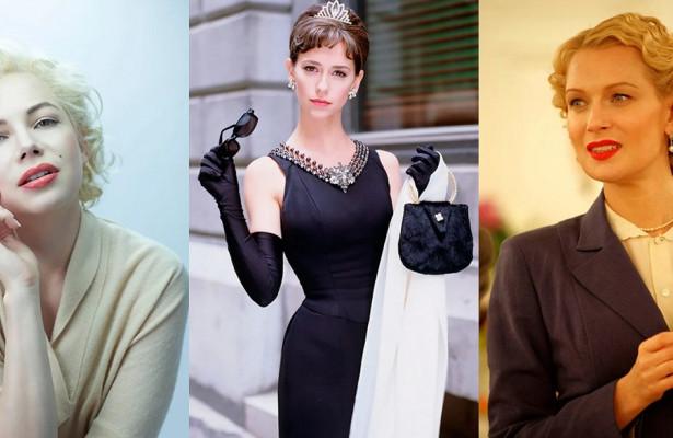 Летиция Каста, Анджелина Джоли иеще11красоток, сыгравшие других красоток