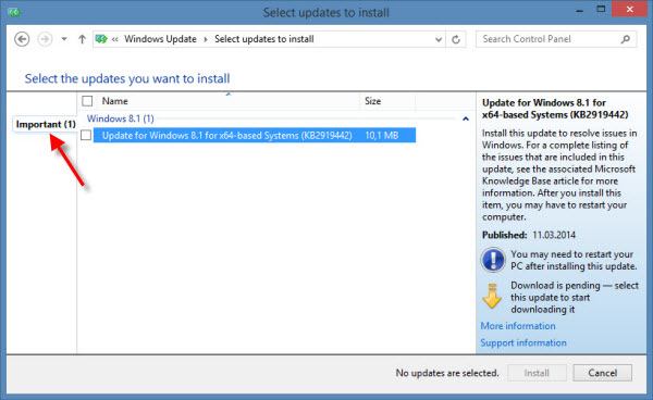 How to Download Software Updates - technetmicrosoftcom