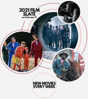 Netflix планирует выпускать новые фильмы каждую неделю