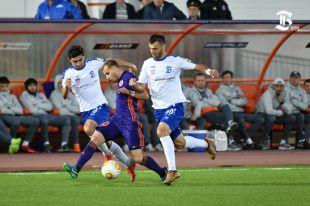 «Балтика» вАрмавире ушла отпоражения, забив за8минут двамяча