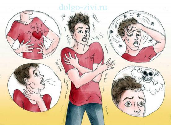 Способы лечения панических атак Основные