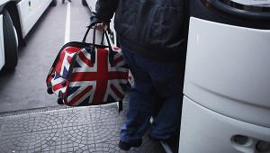 Тысячи англичан эвакуировали из-заавиабомбы времен Второй мировой