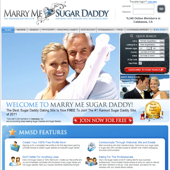 Best dating site for sugar daddy