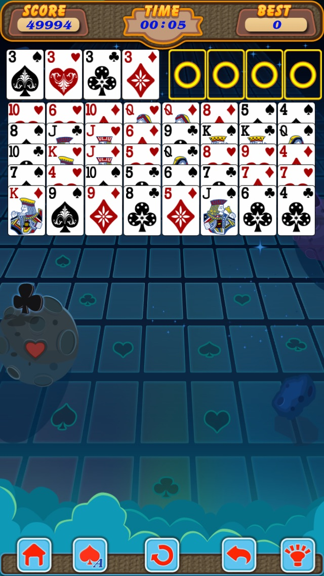 FreeCell Solitaire - Free Download - Play Now!