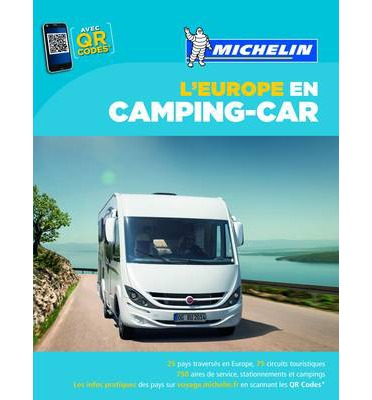 Guide aires de service camping car europe