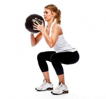 Топ 10 функциональных упражнений для всего тела