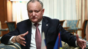 Додон намерен отстоять статус русского языка вМолдавии