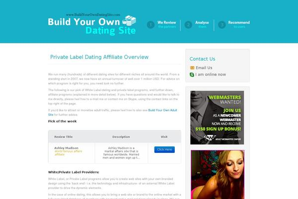 private dating sites