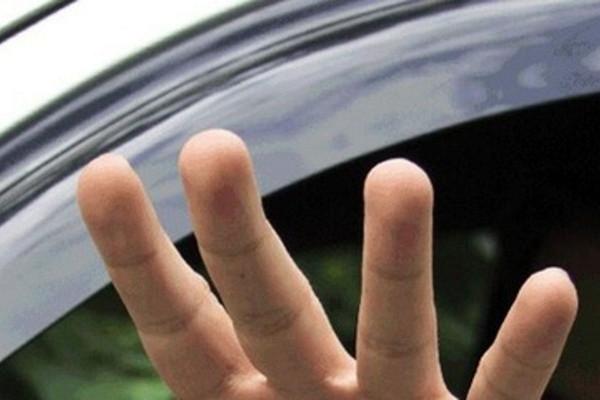 Что означает жест, когда водитель авто на встречке показывает открытую ладонь?