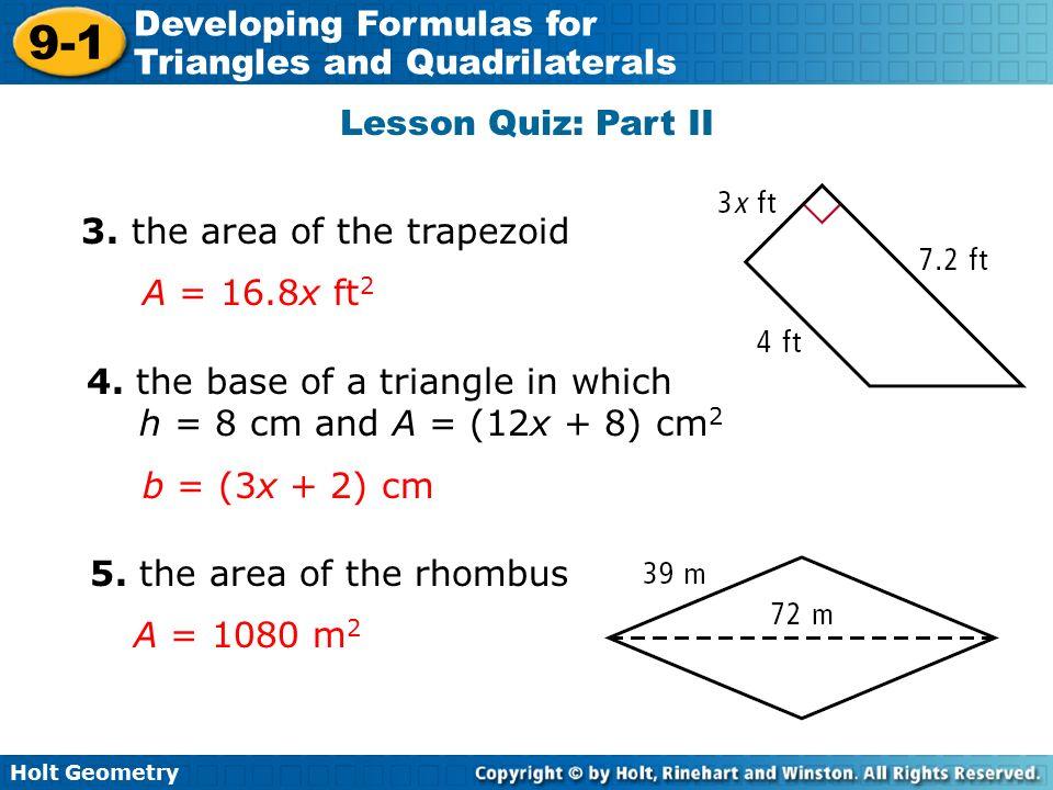Geometry Tutor, Help and Practice Online - StudyPug