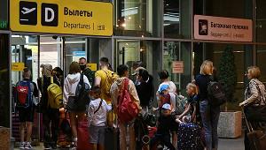 Россиянам массово отказывают вовъезде вТурцию