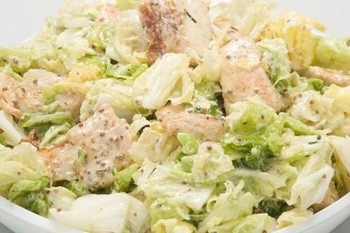Рецепт салата из пекинской капусты с фото