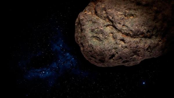 КЗемле летит астероид размером состадион