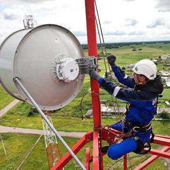 «Последняя дыра»: Украина начала строительство ретранслятора вЛуганской области