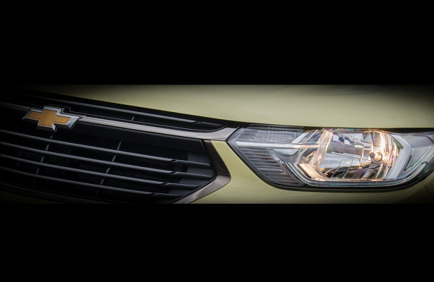Обновлённый компактвэн Chevrolet Spin показался наофициальных фото