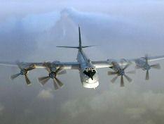 Экипаж упавшего Ту-95успел выпрыгнуть спарашютами